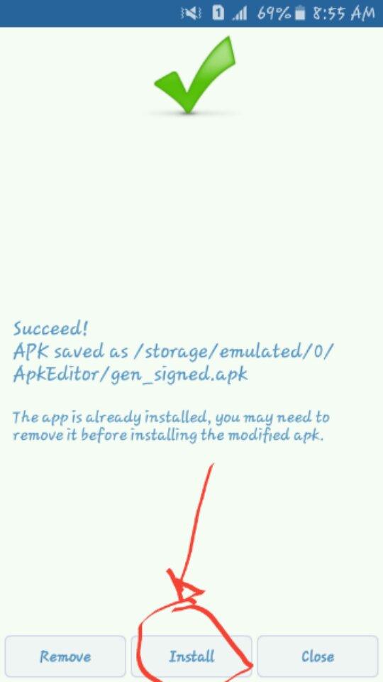 Cara Ganti Id Iklan Admob  Aplikasi  Orang Lain Menggunakan APK Editor Pro